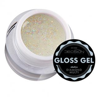 Gloss Gel, Diamond-Multi, 15g